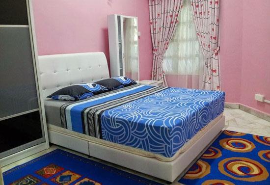 Mencari Homestay Mudah Legoland Johor Bahru