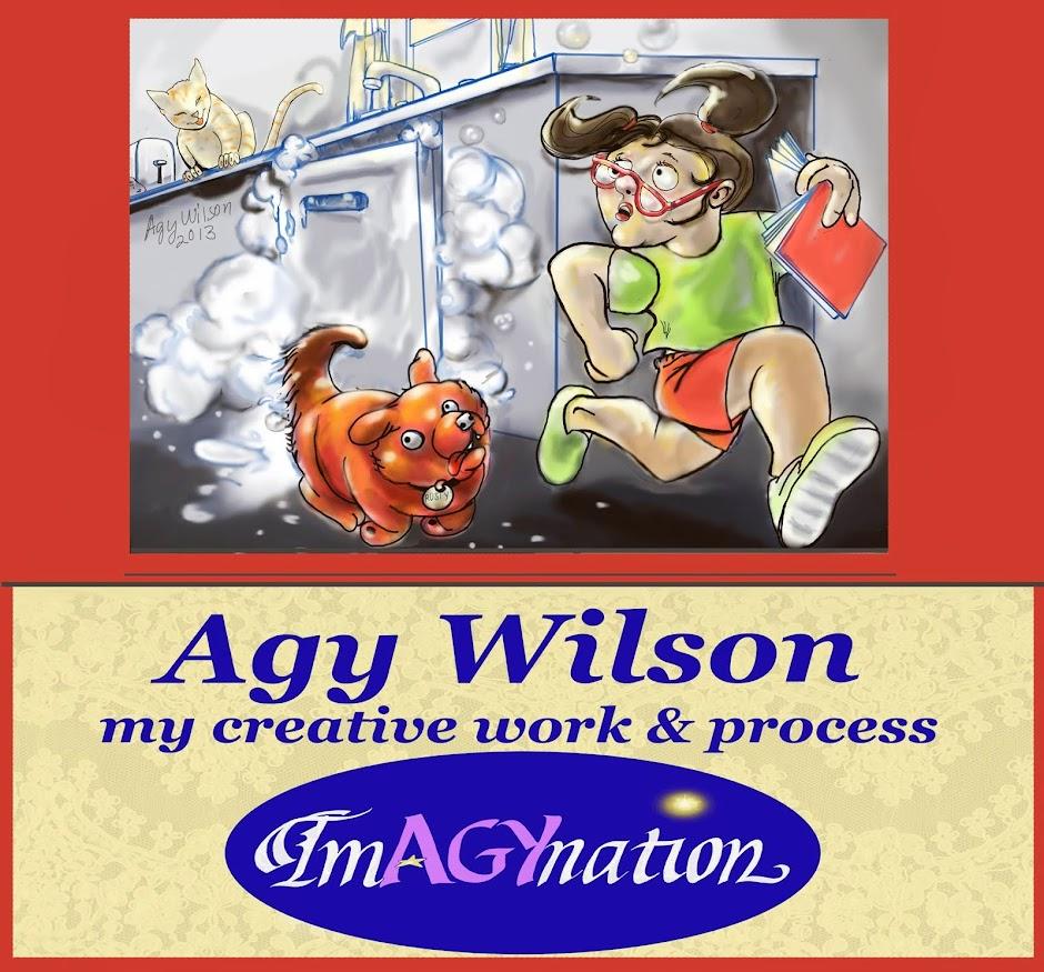 AGY WILSON'S ART