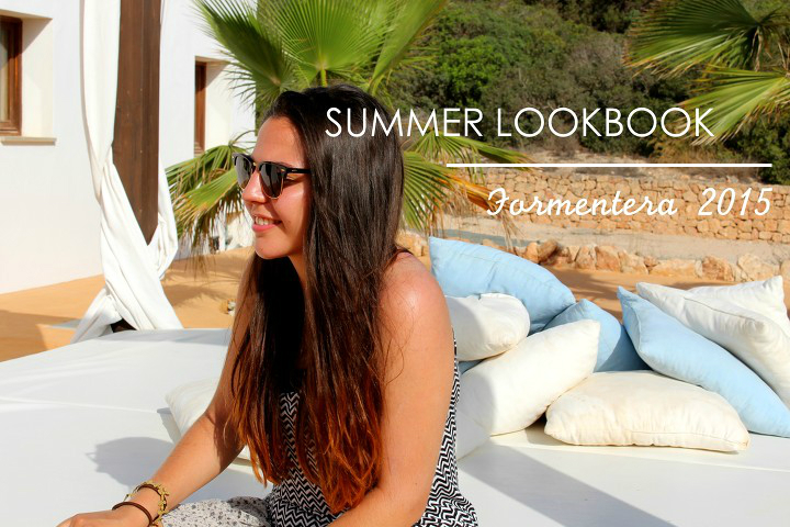 Summer Lookbook Formentera