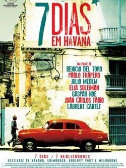 Post Em Destaque: 7 Dias em Havana (2012)