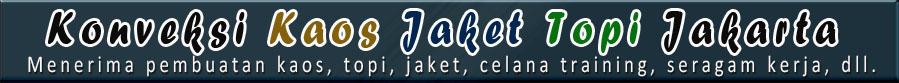 Konveksi | Kaos | Jaket | Topi | Seragam | Jakarta
