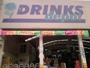 """Drinks Depot"" sucursal Ermita"
