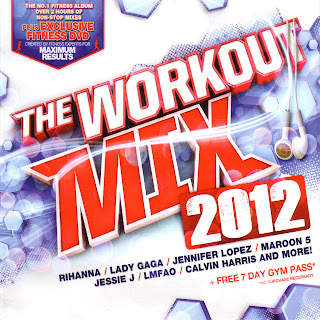 Download The Workout Mix 2012