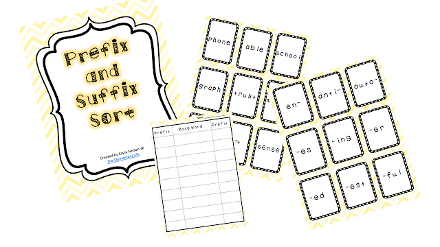 http://www.teacherspayteachers.com/Product/FREE-Suffix-and-Prefix-Sort-1010598