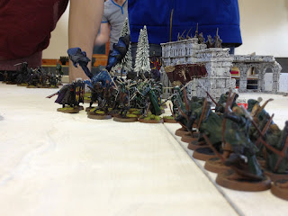 The Hobbit SBG Hunter orcs v Arnor