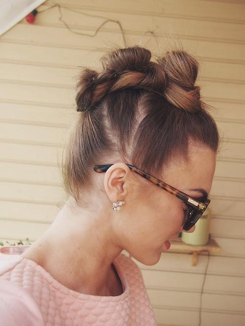 kampaus puolipitkiin hiuksiin