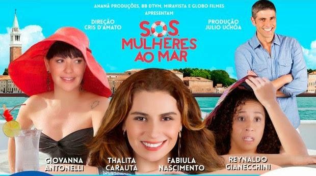 Filme: S.O.S Mulheres ao Mar
