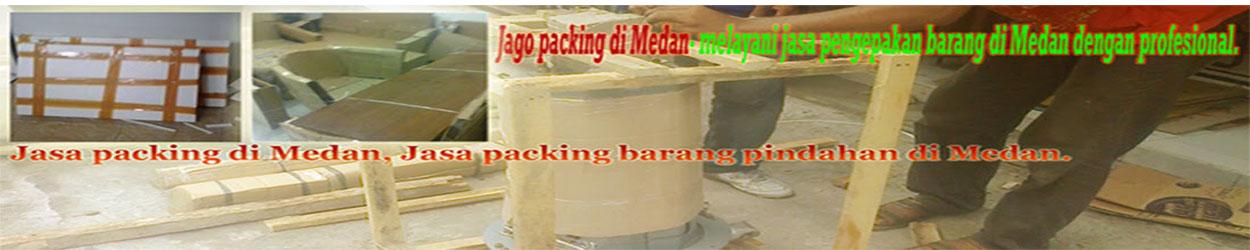 Jasa packing di Medan, tukang packing di Medan, jasa packing packaging barang di Medan.