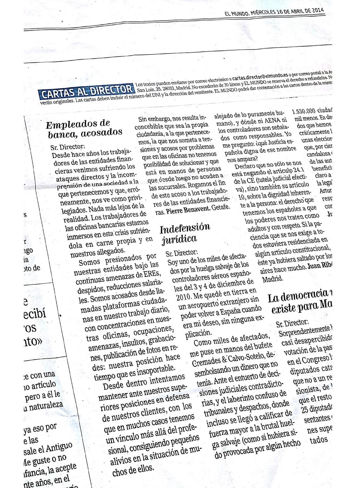 Ugt banco santander catalunya el acoso a los trabajadores for Oficinas de ibercaja en barcelona