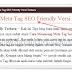 Cara Mengganti Font dan Warna Judul Postiingan Blog