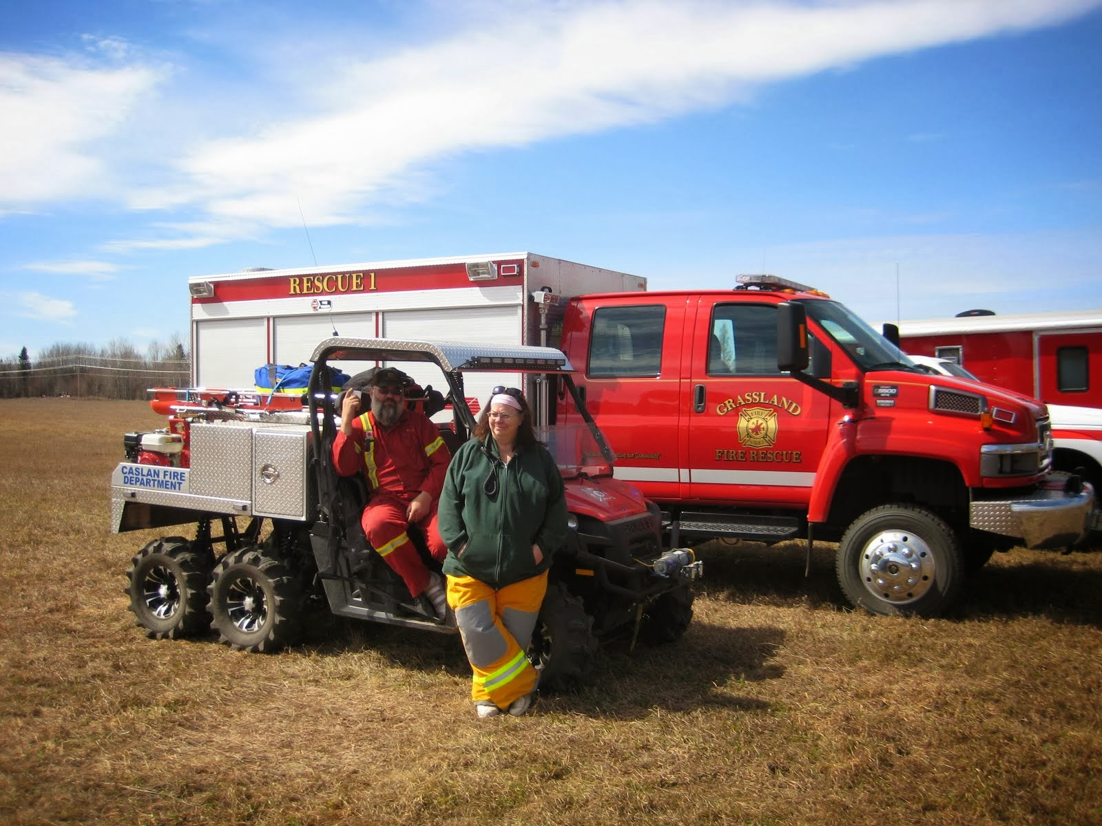 CASLAN FIRE & RESCUE