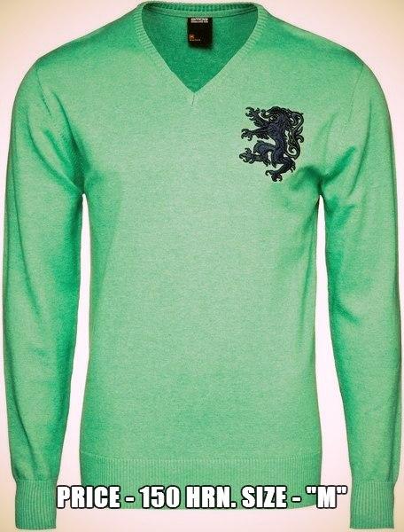 Зеленый Джемпер С Доставкой