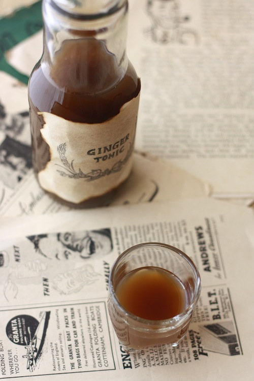 Homemade Ginger Syrup by SeasonWithSpice.com