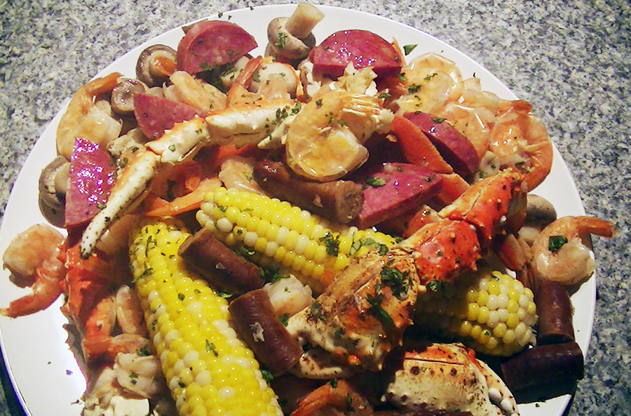 Recipes ,Crochet, Fashion and Fads : Crab and Shrimp Boil Recipe
