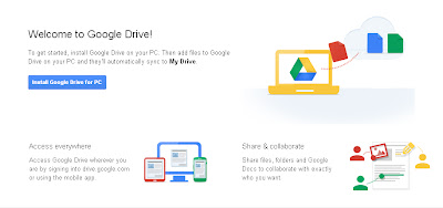 Google Drive now launched