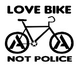 Love Bike not Police
