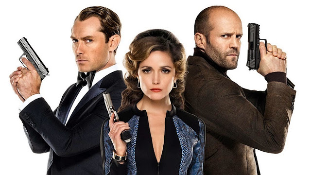 Jude Law Rose Byrne Jason Statham Spy 2015
