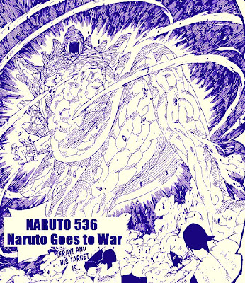Naruto 536 Manga Naruto 536 ONe Piece Bleach Manga Naruto 537 is now available