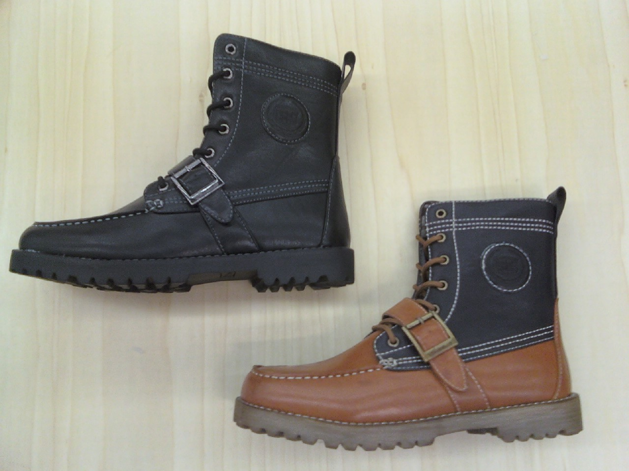 mr alan s since 1974 cadillac high top boot black brown