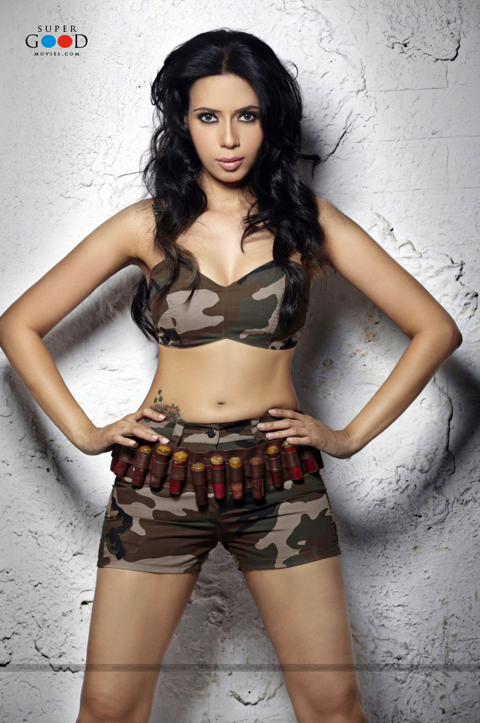 , Rozlyn Khan Hot