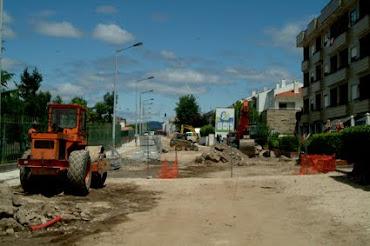 Avenida das Forças Armadas (requalificação 2011)