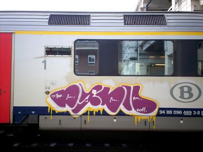 graffiti tfk crew