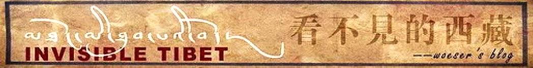 看不见的西藏~唯色