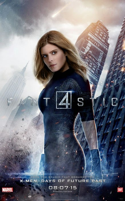 Fantastic Four New Characters