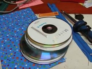... dari Kaset CD Bekas | Cara Membuat kerajinan tangan Membuat Kerajinan