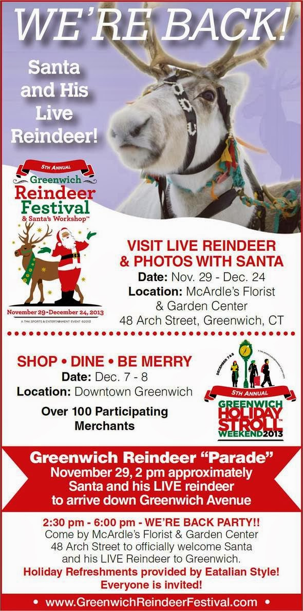 Fairfield County 411 Santa Claus Is Coming To Town