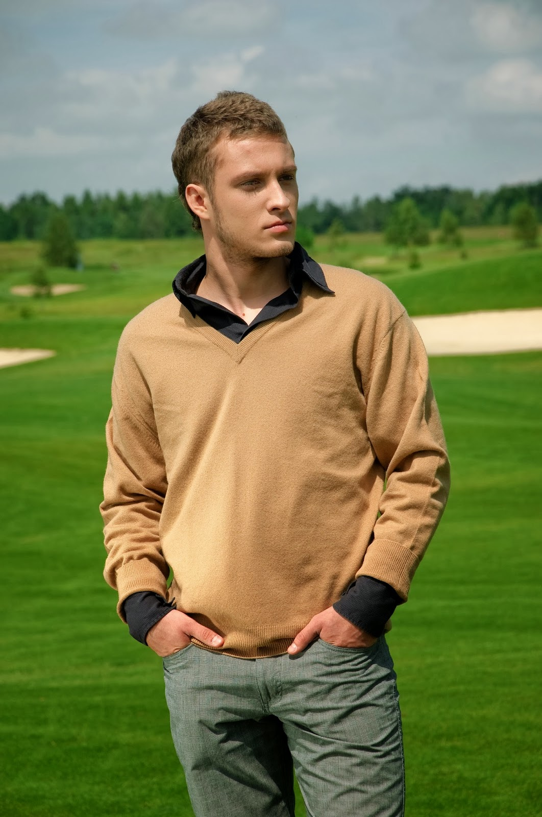 Golfing jumpers