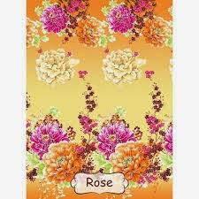Grosir Selimut Rosanna Vito Soft Blanket Rose