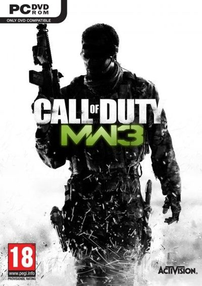 Download Call Of Duty Modern Warfare 3 [PC Full] Ingles [ISO]  + CRACK