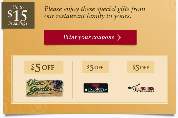 Longhorn steakhouse coupon code