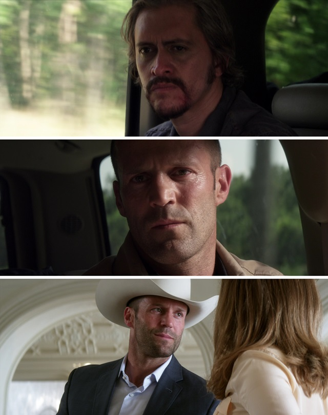 Parker (2013) Film indir