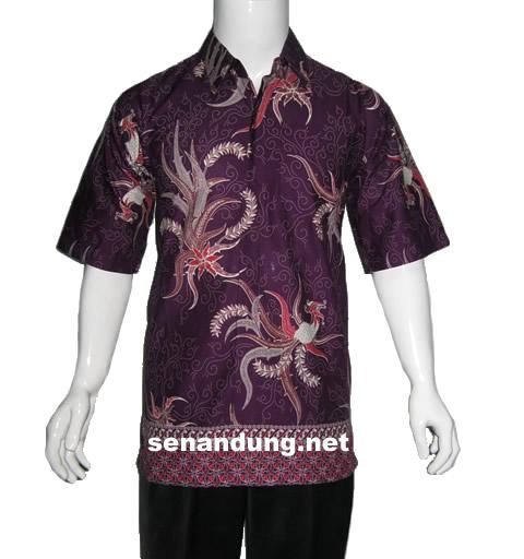 baju batik pekalongan modern