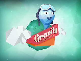 Screenshots of the Gravity: Planet rescue for Android tablet, phone.