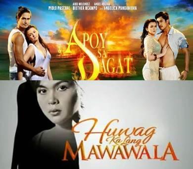 National TV Ratings (June 24-25): Apoy Sa Dagat Beats My Husband's Lover; Huwag Ka Lang Mawawala Improved