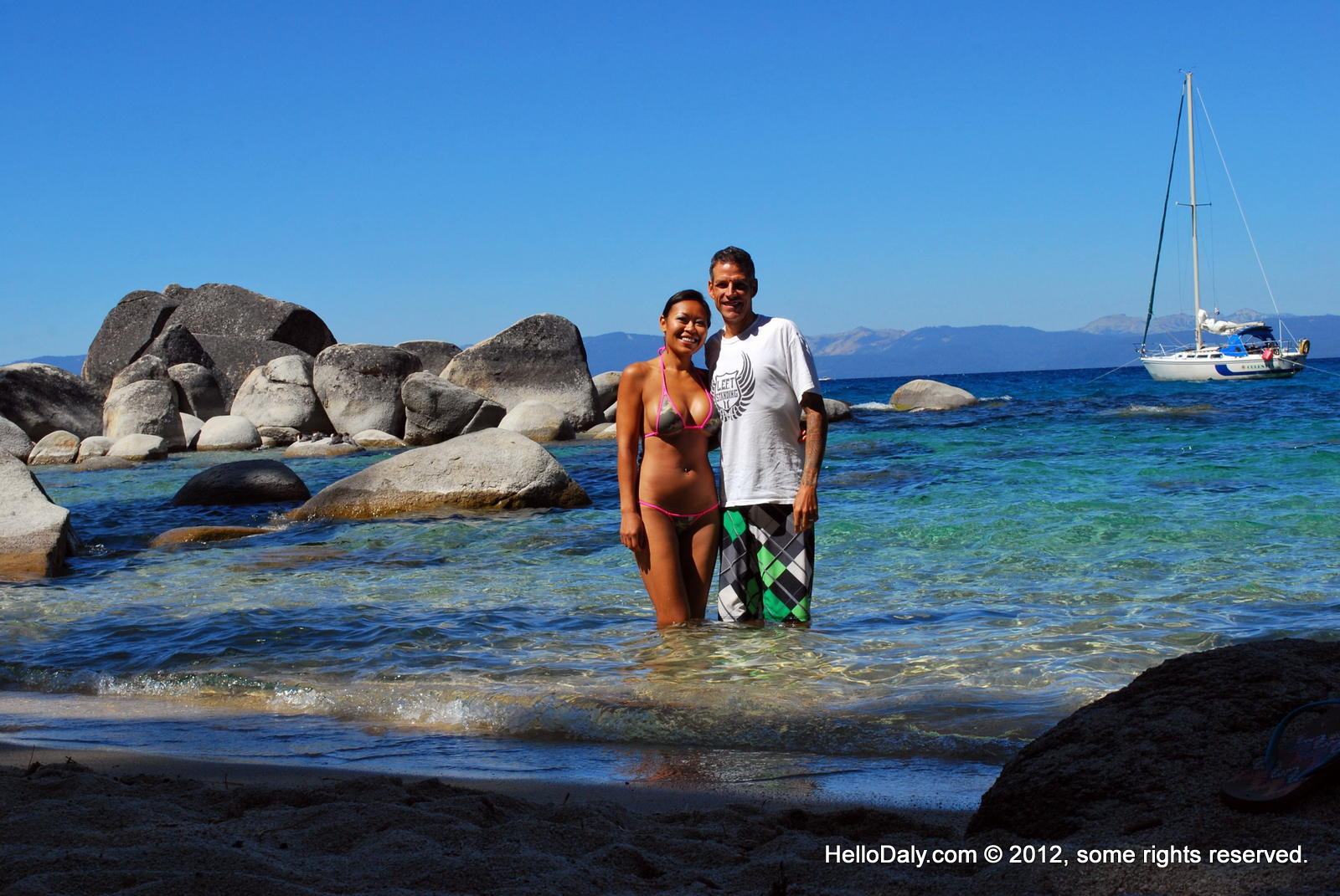 hello daly -~: our summer at lake tahoe