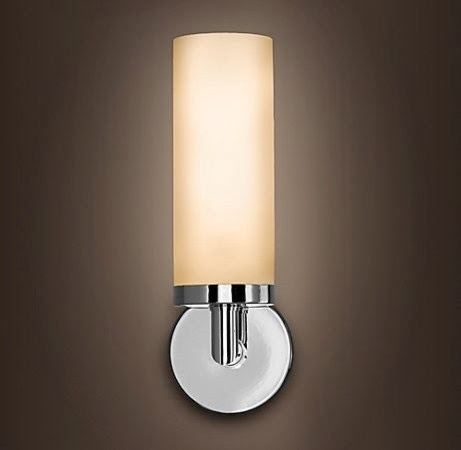 Led Wall Sconce Light Fixtures : Wall Light Fixtures Types: Plug In, Sconce, Mounted Lights - Bedroom and Bathroom Ideas