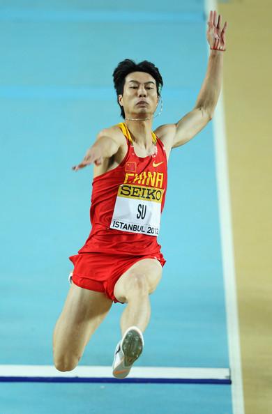 Su Xiongfeng Su Xiongfeng Sports Stars