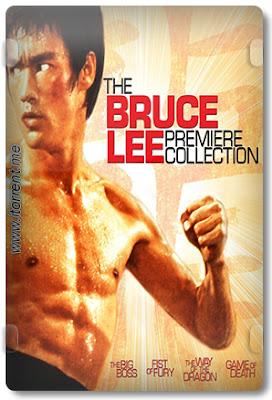 Bruce Lee Coleção Premium