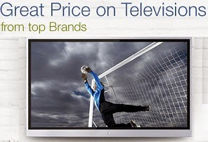 Great Discount Offer on Top Brand LED | LCD & Plasma Television @ Amazon