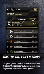 Call of Duty Clan Wars