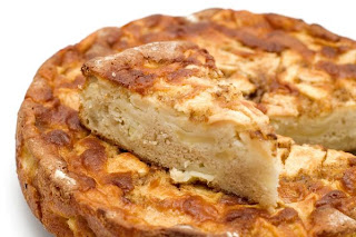Apple Cake Recipe Picture