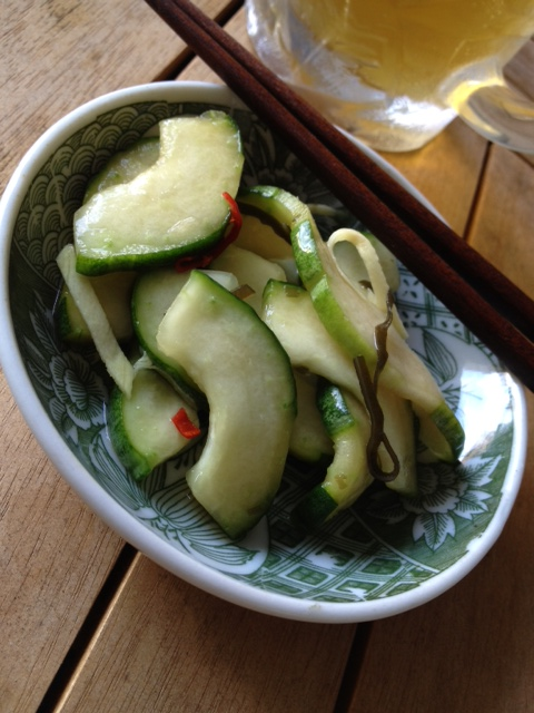 how to make japanese pickles