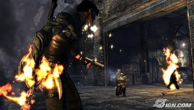 Dark Sector : AVENGED