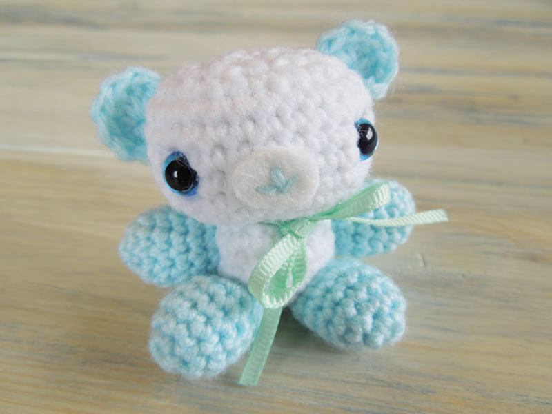 Crochet Patterns I Can Make And Sell : Happy Berry Crochet: How To - Crochet Amigurumi Baby ...