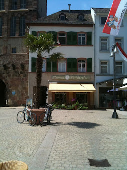 Old part of Speyer