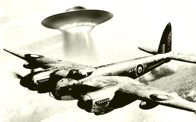67 Not Out How President Eisenhower Met A UFO Alien